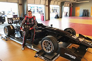 Indy Lights Breaking news USAC star Chad Boat to race in Indy Lights