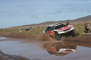 Dakar Breaking news Loeb: Victory