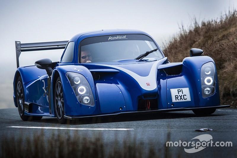 Radical en quête de record sur le Nürburgring