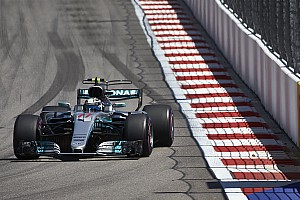Wolff: Bottas should have taken Russian GP pole