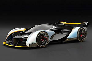 eSports Nieuws McLaren ontwerpt hypercar voor Gran Turismo Sport