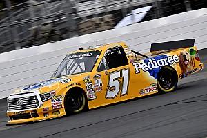 NASCAR Truck Breaking news Penalties upheld against Kyle Busch Motorsports after appeal