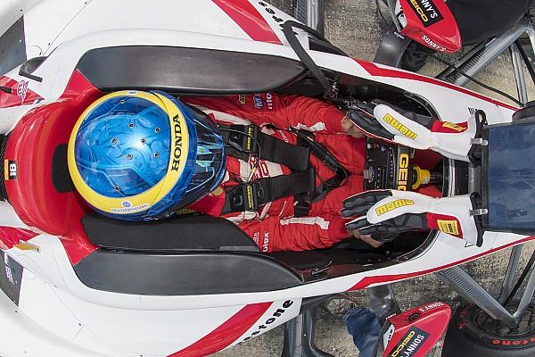 IndyCar Son dakika Bourdais Indy 500 yarışını ziyaret etti