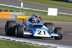Vintage Preview F1 versus F5000 in Silverstone International Trophy re-creation