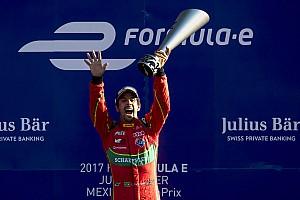 """Fórmula E Últimas notícias Di Grassi celebra no México: """"Não sei se foi sorte ou Deus"""""""