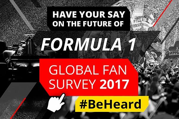 Формула 1 Новини Motorsport.com Motorsport Network запускає друге Глобальне опитування уболівальників Формули 1