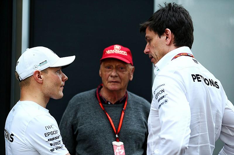 Боттас договаривался с Mercedes о новом контракте без помощи менеджера