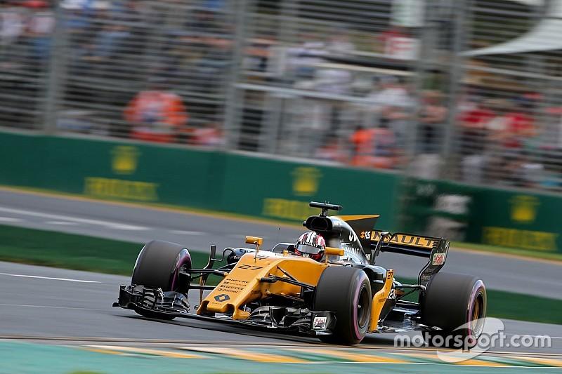 """Hülkenberg hisse Renault """"proche du top 10"""""""