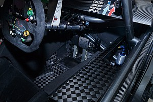 Supercars Breaking news Prodrive to trial leg protection at Australian Grand Prix