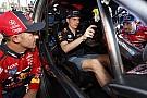 Supercars Supercars-ster moet klassieke rijtechniek uitleggen aan Verstappen