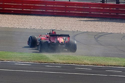 「ベッテルが入賞を逃したのは戦略ではなくスピンのせい」とフェラーリ代表