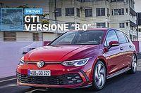Volkswagen Golf 8 GTI, ecco come va la compatta da 245 CV
