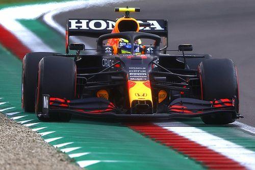 ペレス「僕はポールポジションを獲るべきだった」最終周最終コーナーのミスを悔やむ