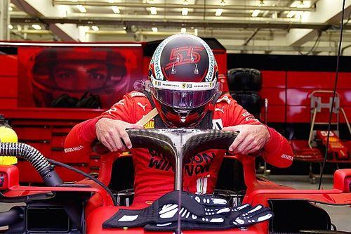 Sainz: será emotiva mi primera vez en Ferrari en Italia