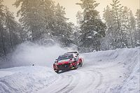 Arctic WRC: Tanak extends lead with double stage wins