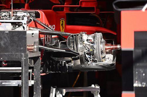 F1 2022: llega una revolución en los frenos de los coches
