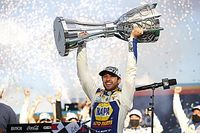 Why NASCAR's latest second-generation champion is just getting started