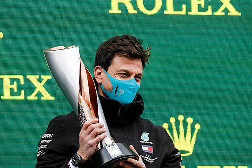 """Wolff: """"F1'in zirvesinde kalmak zorlu bir mücadele olacak"""""""