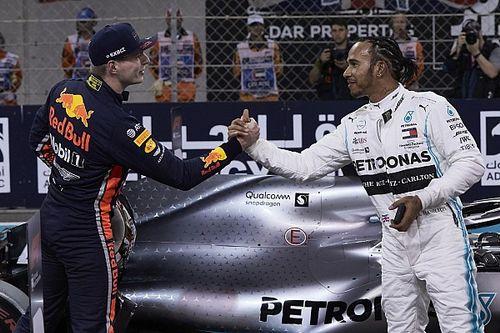 "Verstappen: Hamilton ""good but not God"""
