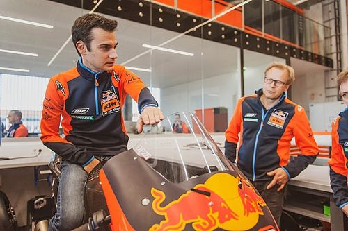 KTMのダニ・ペドロサ、遂に負傷から復帰へ。ブルノでテスト実施予定