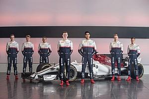 Equipe júnior de F2 da Sauber revela pilotos para 2019