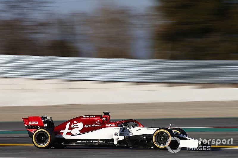 Raikkonen: Alfa Romeo has made