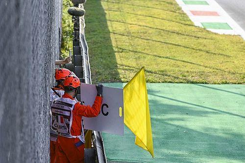 F1 pilotları, çift sarı bayrak ihlalinde tur zamanlarının silinmesi planından memnun