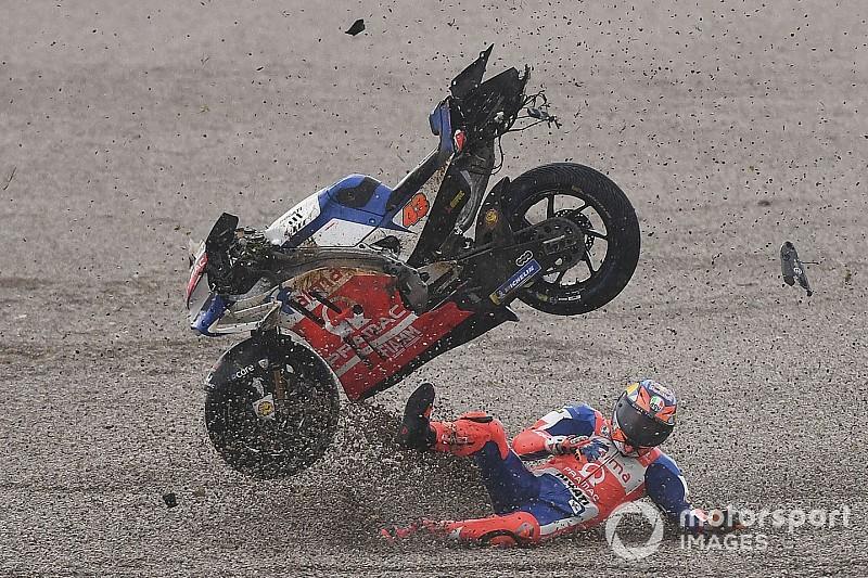 «До финиша не доберется никто»: пилоты MotoGP считают опасным время старта гонки в Катаре