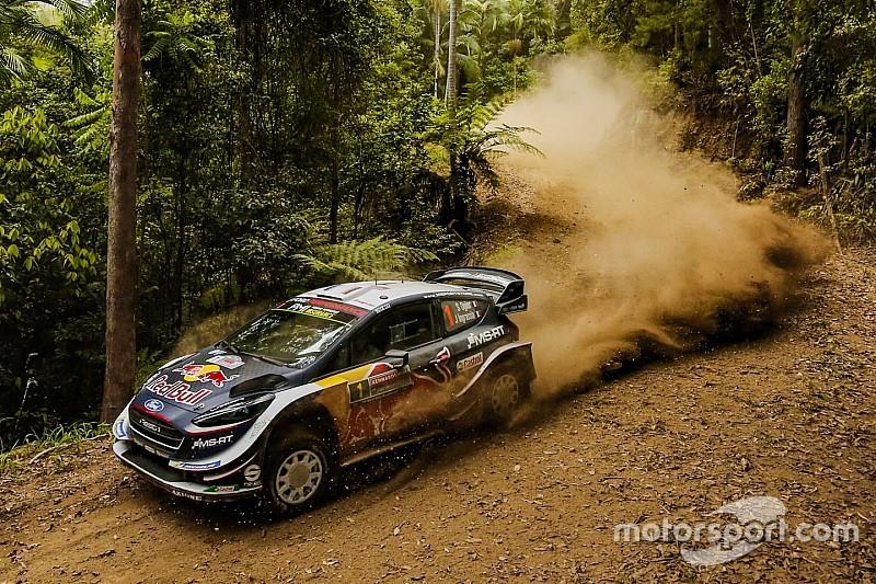 [WRC] 澳大利亚站前不着村后不着店令车队很郁闷