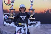 12 yaşındaki genç sporcu Kadir Erbay Asya Yetenek Kupası'nda yarışacak