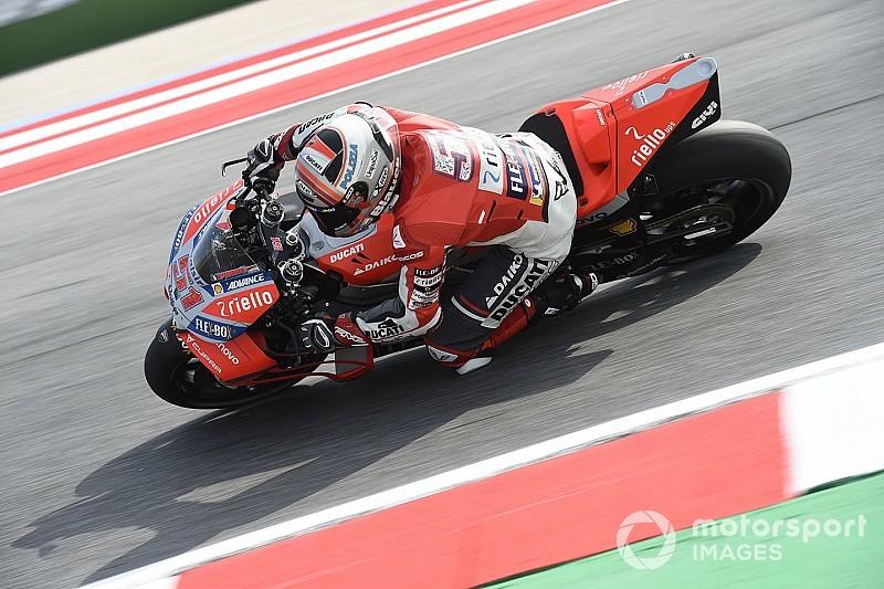Ducati: Мотоцикл 2019 року майже готовий, він стабільніший за поточний