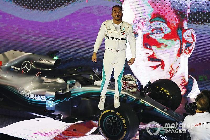 Klasemen F1 2018 setelah GP Singapura