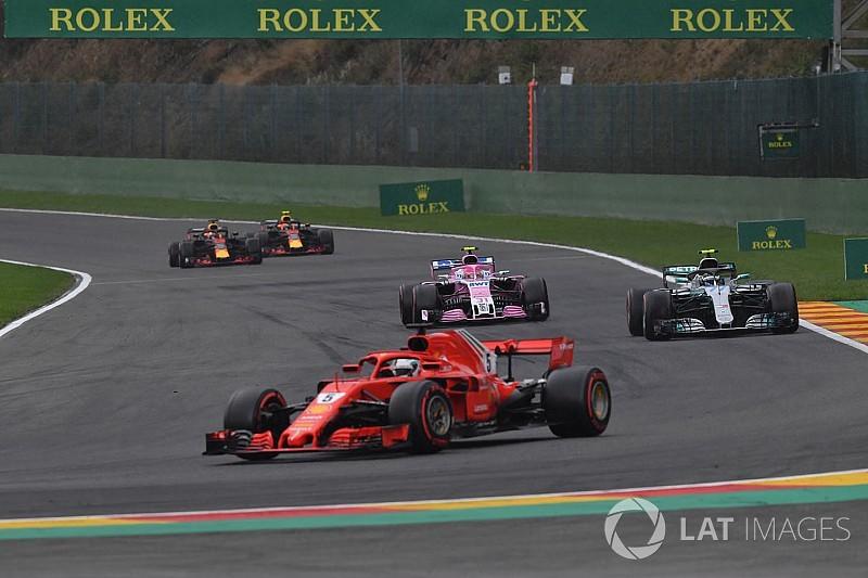 Formel 1 Belgien 2018: Das Rennen im Formel-1-Liveticker