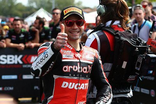 Bautista regresa a Ducati para el WSBK 2022