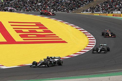 Así queda el mundial de F1 más allá del casi título de Hamilton