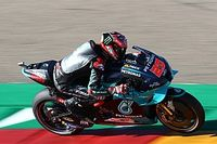 """Quartararo can't explain why he """"lost everything"""" in Teruel GP"""