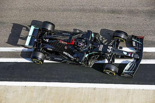 Cómo Hamilton libró una penalización en la calificación en Rusia