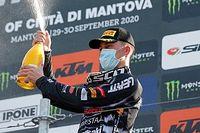 Van de Moosdijk opgelucht na podium, Vlaanderen likt wonden