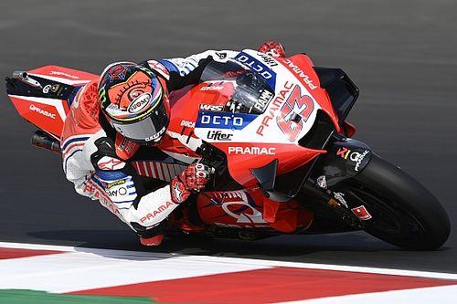 MotoGPエミリア・ロマーニャFP3:バニャイヤ爆速レコード更新! 中上は7番手でQ2へ