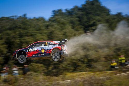 WRCイタリア:ソルド優勝でヒュンダイ1-2。トヨタ勢最上位はオジェの3位