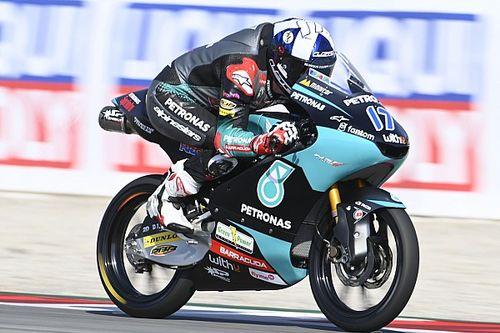 Moto3, Germania, Libere 1: McPhee davanti nella tripletta Honda