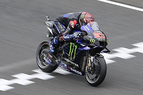 Quartararo se lleva una pole frenética para el GP de Francia