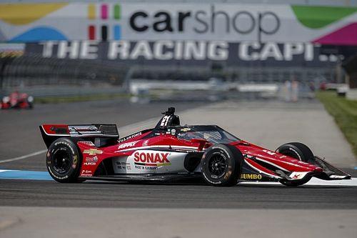 Grosjean dobogóra váltotta a pole-t, új győztest avatott az IndyCar!