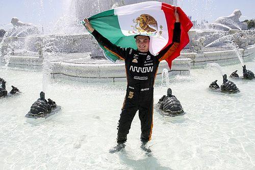 O'Ward ambitieus: Eerst IndyCar-titel, dan Formule 1-droom realiseren