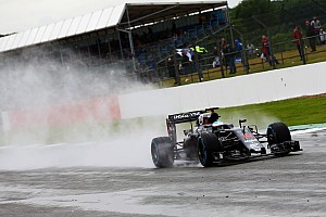 Formula 1 Testing report Alonso stays on top as rain hits Silverstone F1 test