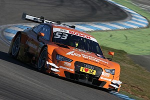 DTM Interview Green calls for more robust DTM cars to improve racing