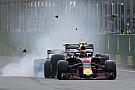 Ricciardo, Verstappen reprimanded for Baku crash