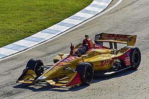 IndyCar Résumé de course Le point IndyCar - Dixon déroule, Hunter-Reay fait plier Rossi