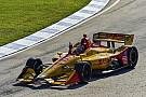 IndyCar Le point IndyCar - Dixon déroule, Hunter-Reay fait plier Rossi