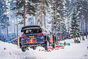 WRC Actualités Le WRC pourrait revenir à la spéciale de qualification